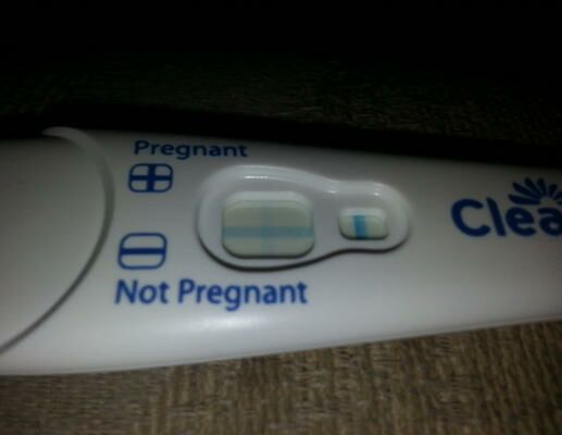 What a Positive Pregnancy Test Really Looks Like
