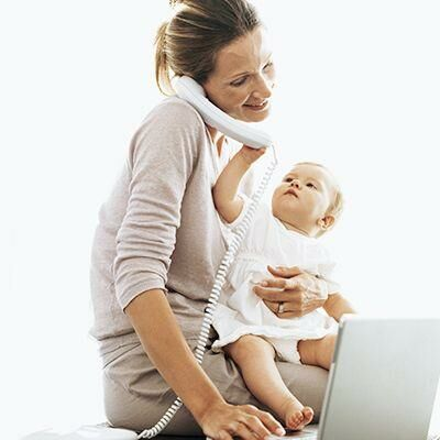 Paid Leave Keeps More Moms in TheWorkplace