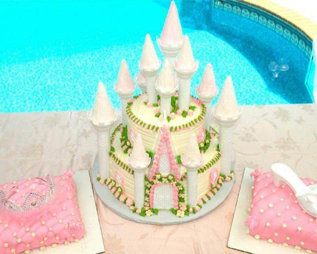 Birthday Spotlight Sophias Pretty Princess Party