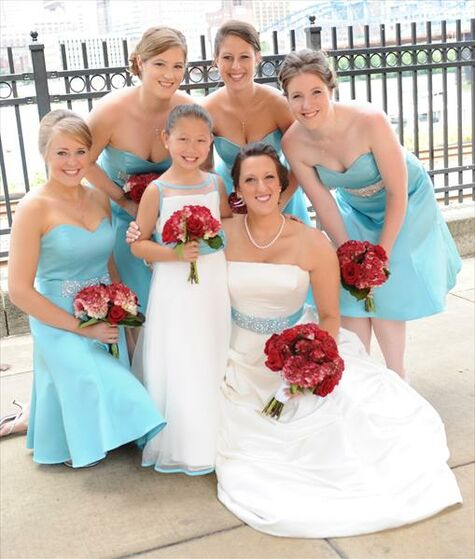 Red And Tiffany Blue Wedding Ideas: 301 Moved Permanently