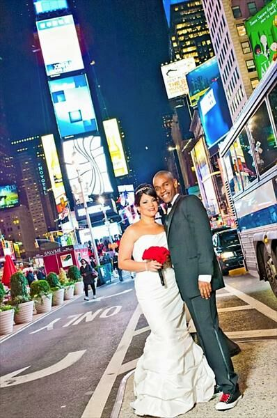 Our Broadway Wedding