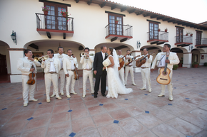 Romantic Spanish Style Wedding
