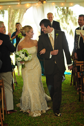 A Charleston Plantation Wedding