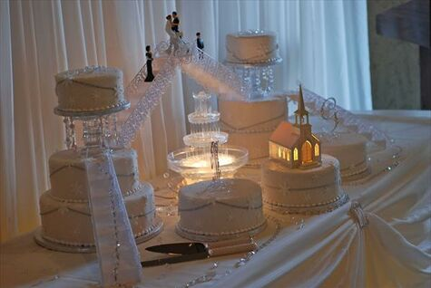 wedding cakes with bridges and fountains 301 moved permanently 25993