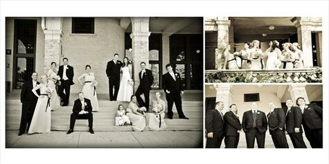 Vintage Glamour - Dan & Laura's Wedding