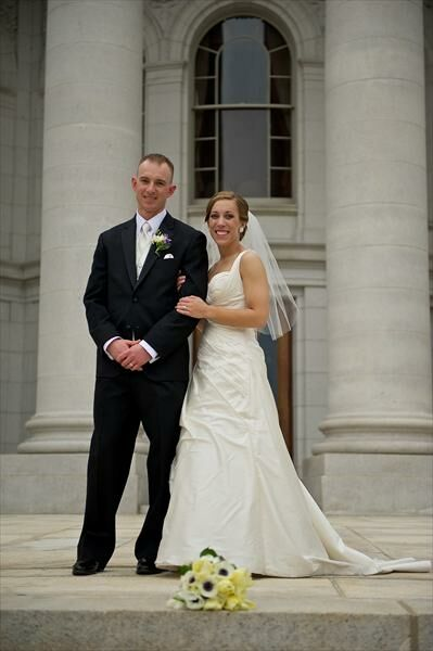 A Spring Wedding in Madison, WI