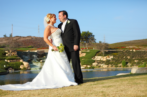 Candice & Chris' Carlsbad Wedding